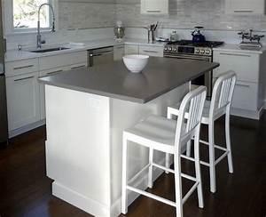 plan cuisine avec ilot central Deco Maison Moderne