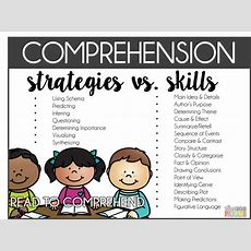 Best 25+ Reading Comprehension Strategies Ideas On Pinterest  Comprehension Strategies, Reading