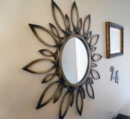 small decorative wall mirrors wood frame small decorative wall mirrors idea jeffsbakery