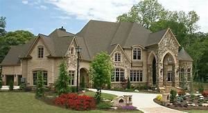 Luxury European Style Homes - Transitional - Exterior