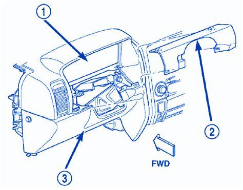 04 Jeep Grand Fuse Box Diagram by Jeep 2003 The Dash Fuse Box Block Circuit