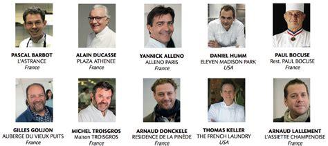 les classement des 100 chefs 2017 par le magazine le chef alain passard class 233 224 la premi 232 re