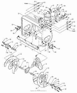 Mtd 31ae660h513  1998  Parts Diagram For General Assembly 31ae660