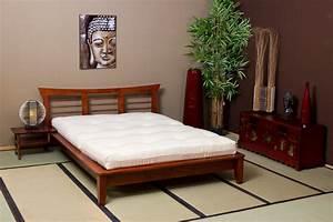 Lit futon bois tatami pour dormir literie for Tapis de yoga avec tai futons vente de futon lits canapés et tatamis paris