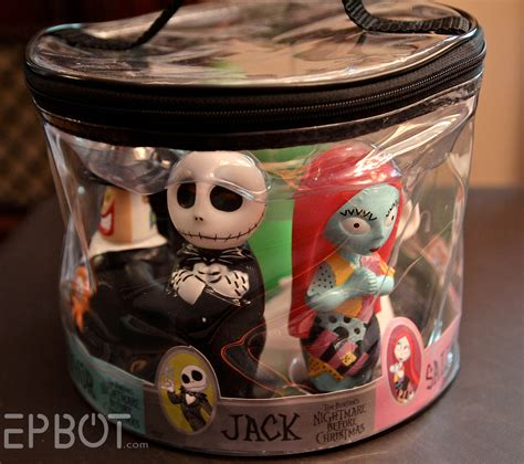 epbot what s this nightmare before christmas figurines