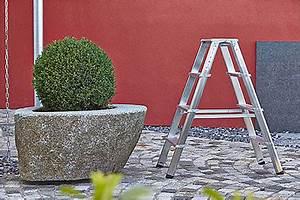 Dachrinne Reinigen Ohne Leiter : immer sicher auf der leiter ~ Michelbontemps.com Haus und Dekorationen