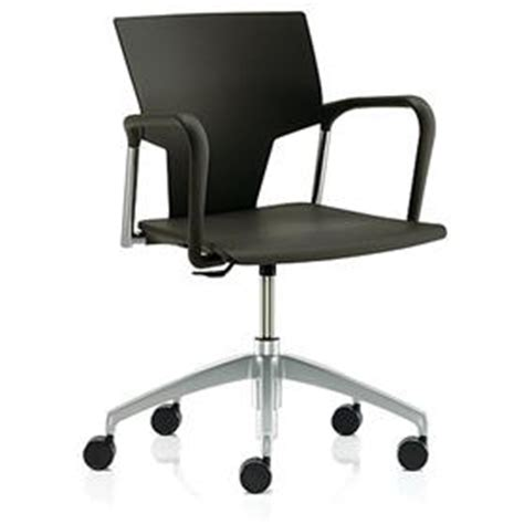 Acrylic Office Chair Uk by Pledge Ikon Plastic Swivel Chair Office Chairs Uk