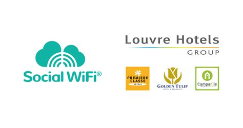 louvre hotel siege social louvre hotels now working with social wifi social