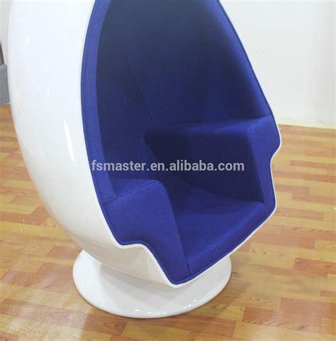 top quality fiberglass speaker egg shaped chair buy egg