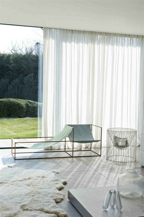 25 best ideas about rideau voilage blanc on voilage blanc rideaux and rideaux et