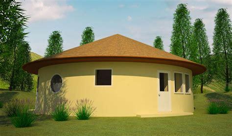 earthbag roundhouse