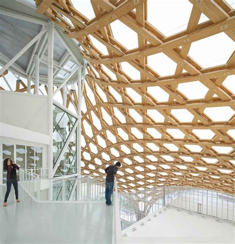 centre pompidou metz shigeru ban building pompidou metz