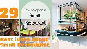 29 Best Ideas About Small Restaurant Design HD YouTube