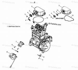 Polaris Atv 2005 Oem Parts Diagram For Throttle Body