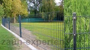 Gartenzaun Aus Metall : 20m metall zaun h he 123cm gartenzaun anthrazit z une gittermatten doppelstab ebay ~ Orissabook.com Haus und Dekorationen