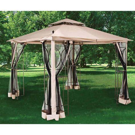 ocean state  nantucket gazebo replacement canopy garden winds
