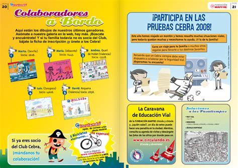 cetelem si鑒e social revista circulando educación vial fundación mapfre