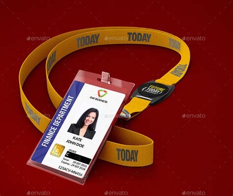 id card psd templates designs design trends