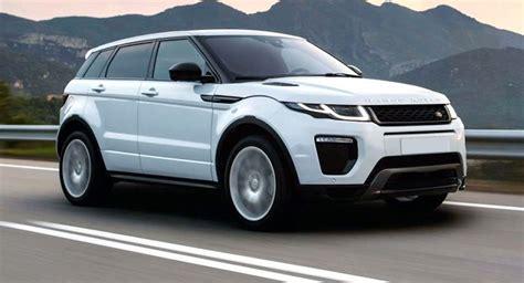 2019 Range Rover Evoque Msrp Engine Matte Black