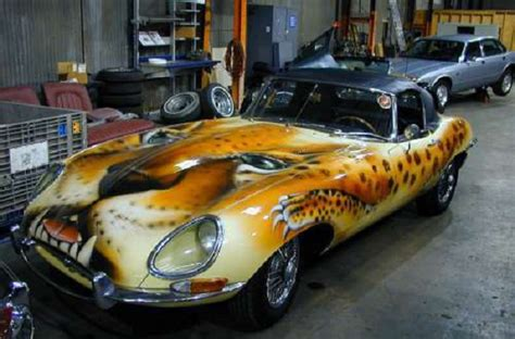 19 Cars With The Most Outrageously Over-the-top Paint Jobs