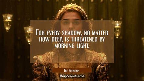 shadow  matter  deep  threatened