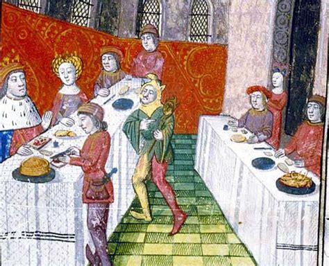 les banquets au moyen age l aventure du livre les repas au moyen age