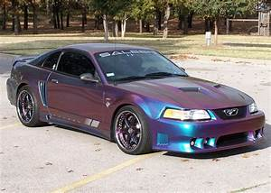 1999 FORD SALEEN MUSTANG COUPE