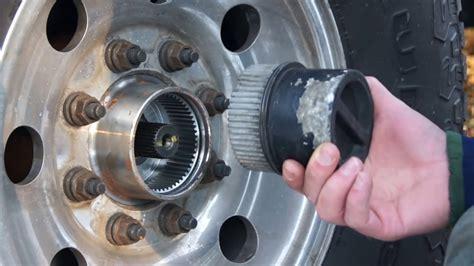 hub ford replace locks