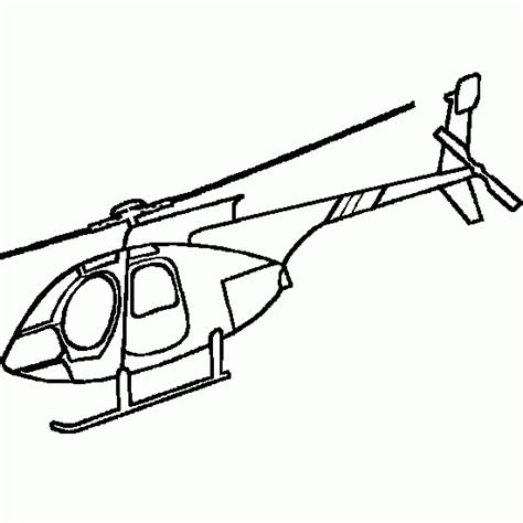 coloriage helicoptere  telecharger