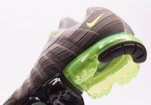 A Nike Air VaporMax 95 Neon Green May Release Later This