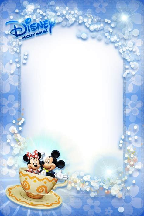 images  disney printables borders photo