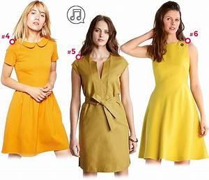 Robe Tendance Ete 2017 : mode femme robe 2017 ~ Melissatoandfro.com Idées de Décoration