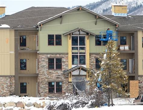 affordable housing project  west steamboat clears