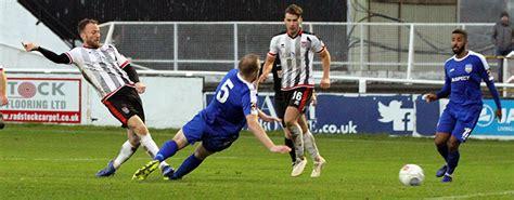 Bath City FC Bath City (0) 1 Concord Rangers (0) 1 ...