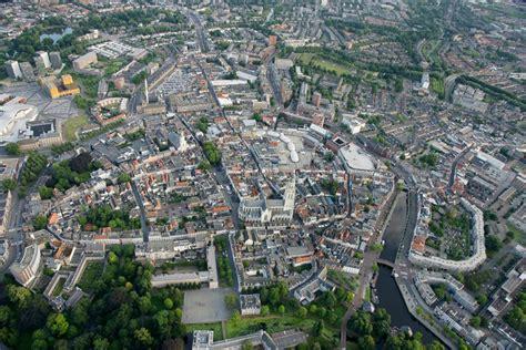 'Breda stad met meeste groen van Nederland'