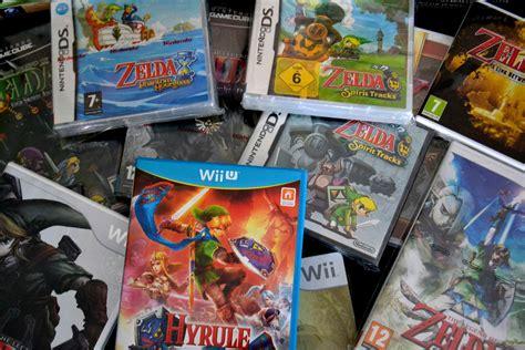 [#3] Collection Zelda  Tous Les Jeux Récents Gamecube