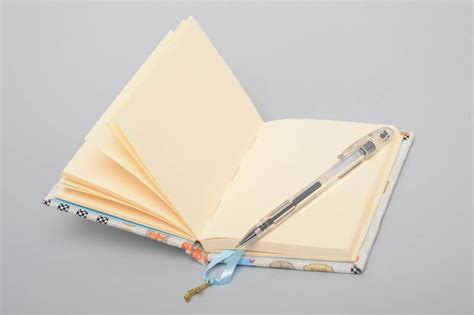 fourniture de bureau cadeau gratuit madeheart gt carnet de notes artisanal en tissu avec dessin