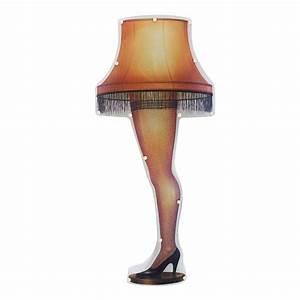 Light Up Leg Lamp