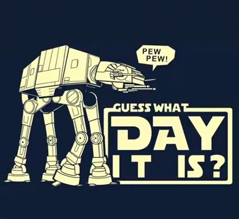 May the 4th be with you! Einen schönen Star Wars Tag 💫 # ...