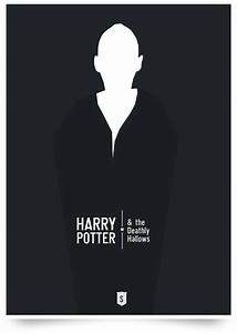 Harry Potter & the Deathly Hallows Digital/Vector Graphic