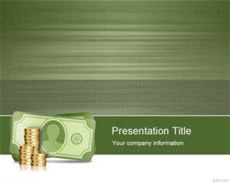 coins powerpoint template