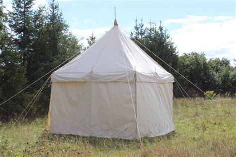 square tent xm cotton tents medieval   shop