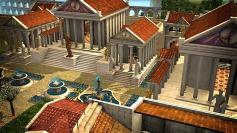 civcity rome updated impressions modes building