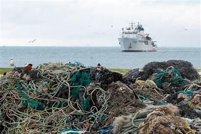 Debris Marine Noaa Midway Removal Program Wildlife