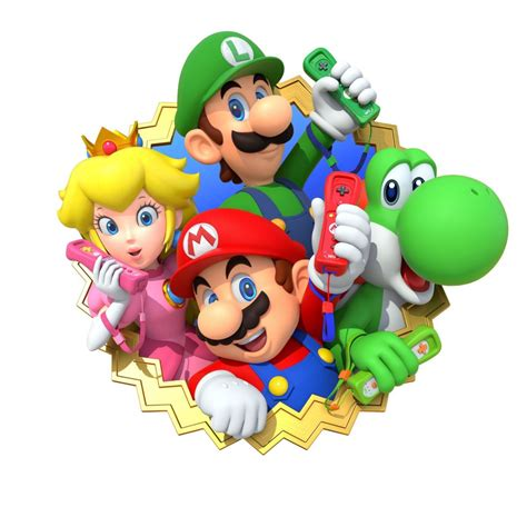 Check Out New Mario Party 10 Footage In Four Minute