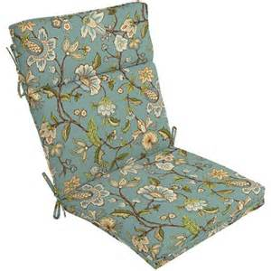 better homes and gardens floral outdoor chair cushion