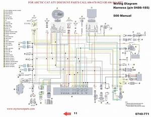 2007 Polaris Scrambler 500 Wiring Diagram