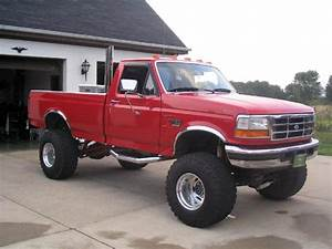 1994 Ford F-350 - Information And Photos