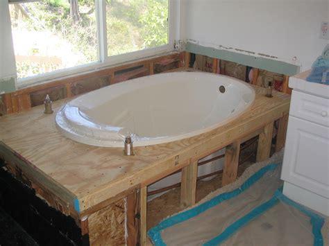 fitting  bath   install   bathtub