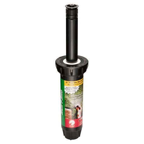 Rain Bird 1800 Series 4 In Pressure Regulated High
